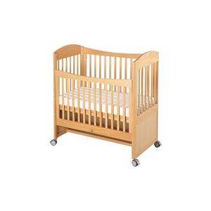 2018 Popular Convertible Cribs Cot High Quality Wooden Baby Bed