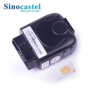 OBD GPS Tracker with Driving Behavior analysis