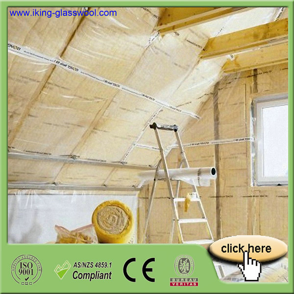 Building Material Mineral Wool Blanket for Ceiling/Wall Thermal Insulation
