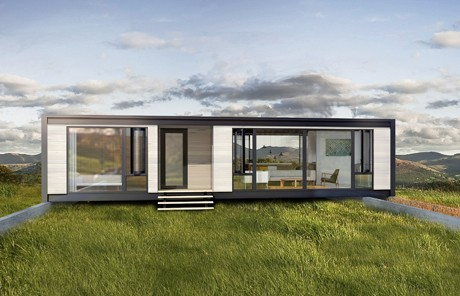 Heya int 39 l one bedroom modular galvanized steel homes with ready made walls buy one bedroom - Readymade wall partitions ...