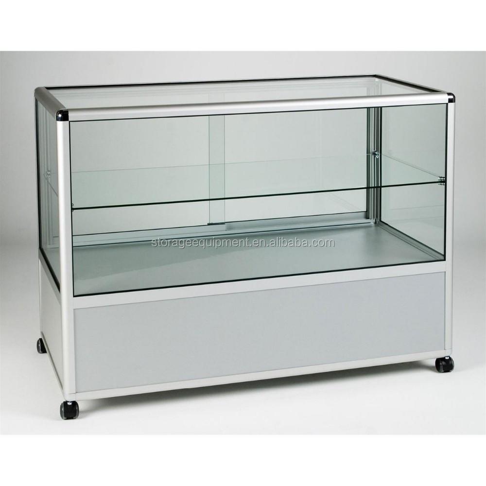 kaca bundar etalase / kaca display showcase -Etalase-ID ...