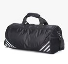 Custom Duffel Sports Mens Gym Bag With Shoe Compartment Heavy Duty Cargo Duffel Large Sport Travel Bag