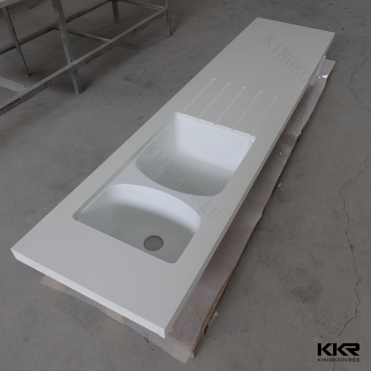 China Double Sink Countertop Manufacturers And Suppliers On Alibaba