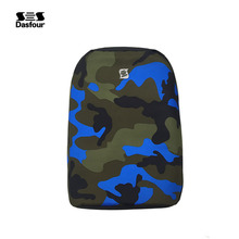 New fashion personalized camo camouflage backpack