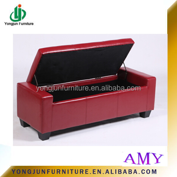 High Quality Home Storage Pouffe Stool Seat Box/storage ottoman,shoe  ottoman bench - High Quality Home Storage Pouffe Stool Seat Box/storage Ottoman