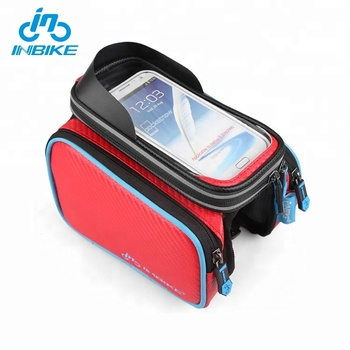 INBIKE Outdoor Durable Waterproof Mountain Bike Frame Bag