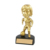 Resin Wold Cup Football Soccer Player Trophy for souvenir