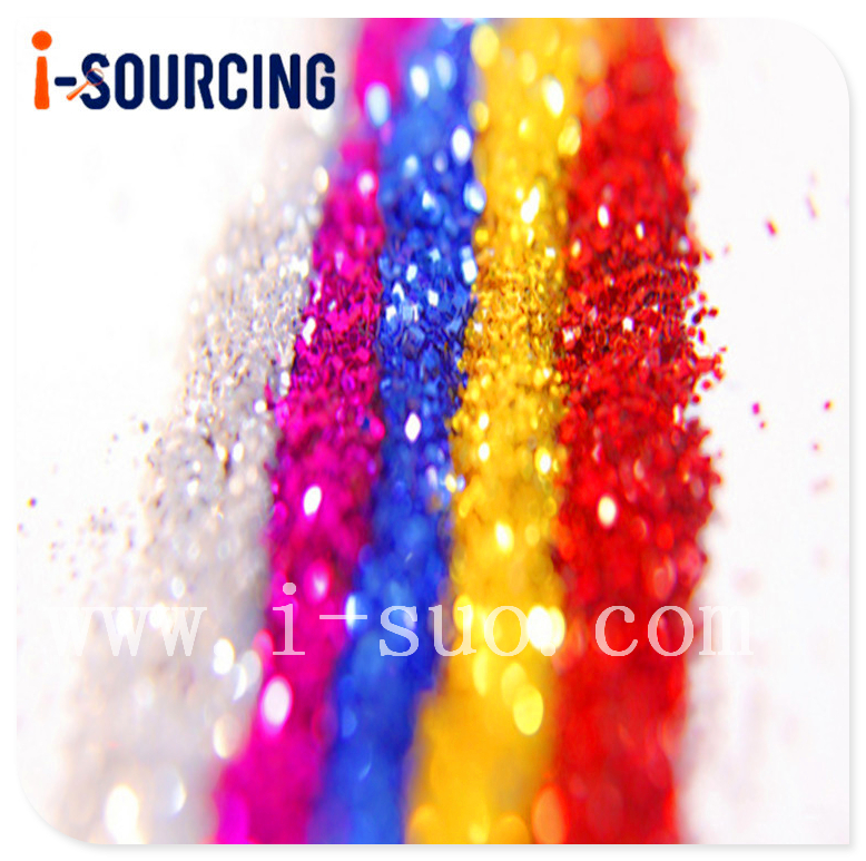 Colorful Glitter Powder for valentine day gifts