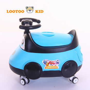 Multifunctional toys for baby imitation baby potty funny walker for boys car walker
