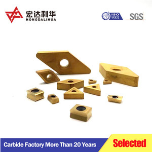CNC Carbide Turning Inserts for Metal Cutting Tools