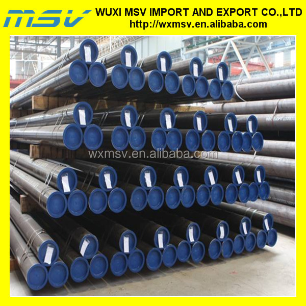 Seamless Carbon Steel Boiler Pipe for High-Temperature Service