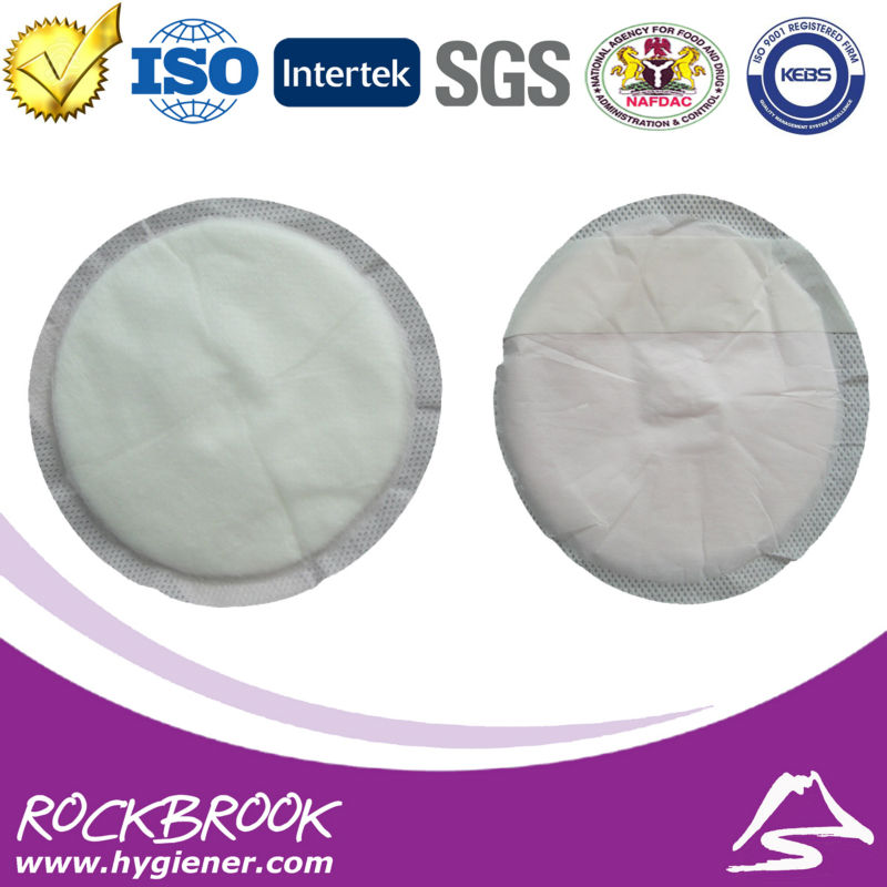 Free Sample Manufacturer Custom Soft Disposable Nursing Pad Women Breast Pads for Africa/South American