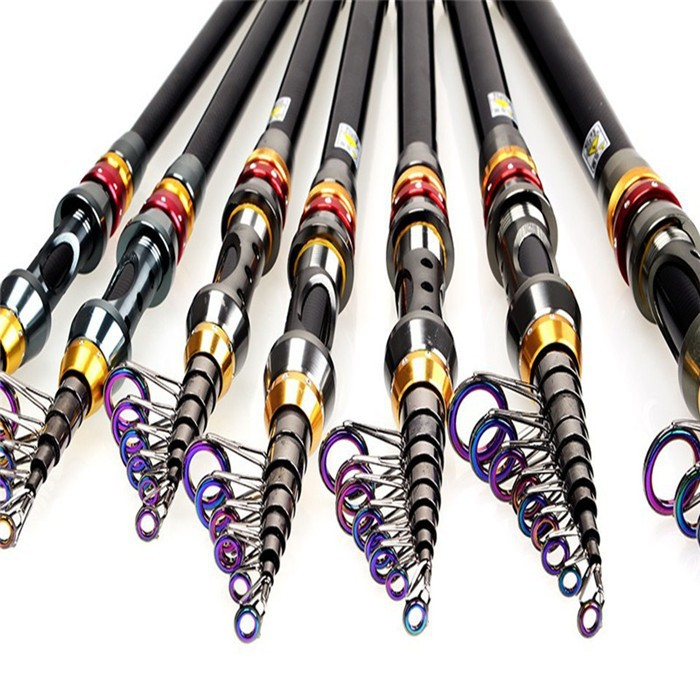 promotion carbon carp fishing rods list