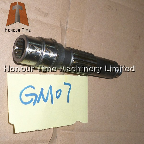 GM07 travel motor shaft (4).JPG
