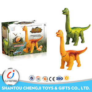 Hot sell kids electric dinosaur laying eggs toy with light sound