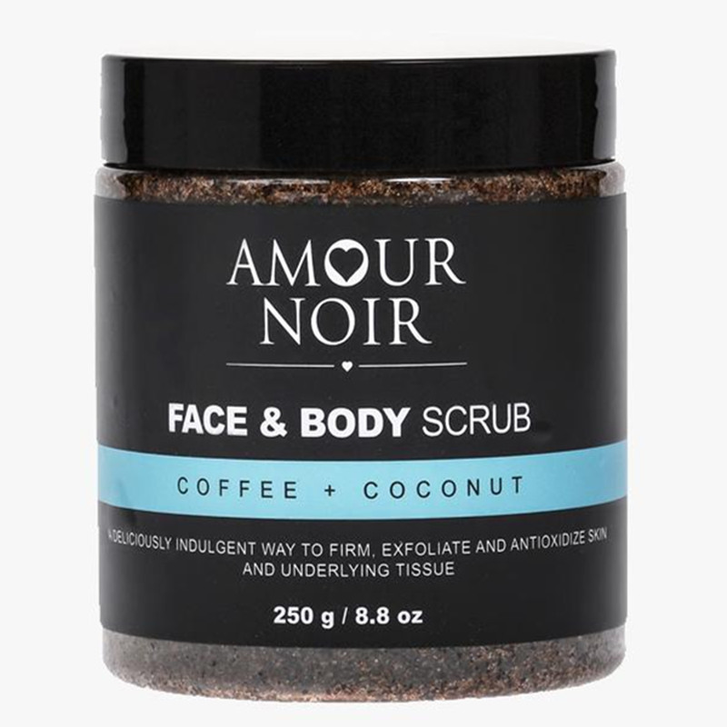 Organic Face and Body Coffee Coconut Body Scrub