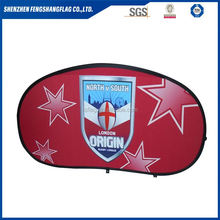 Athletics World Championships pop out banner,folding pop up banner stand