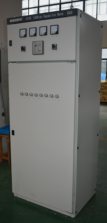 Intelligent Capacitor Reactive Power Compensation Cabinet Auto Power Factor Improver Apfi Switchboard Panel Buy Capacitor Bank Panel Capacitor Reactive Power Compensation Cabinet Power Factor Improver Product On Alibaba Com