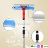 telescopic window cleaner, flexible car silicone drying blades, window squeegee