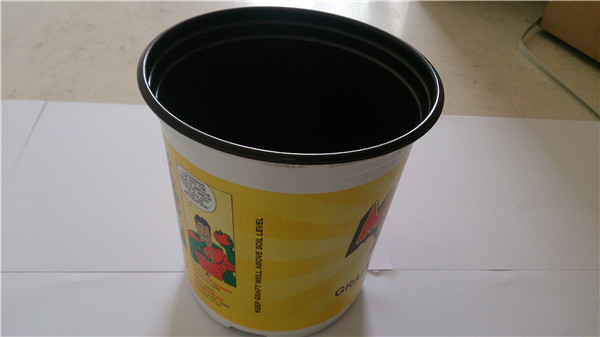 Brand new plastic chamber pot with great price