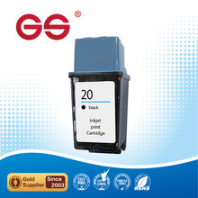 for HP 20 ink cartridge remanufactured inkjet cartridge for HP 20