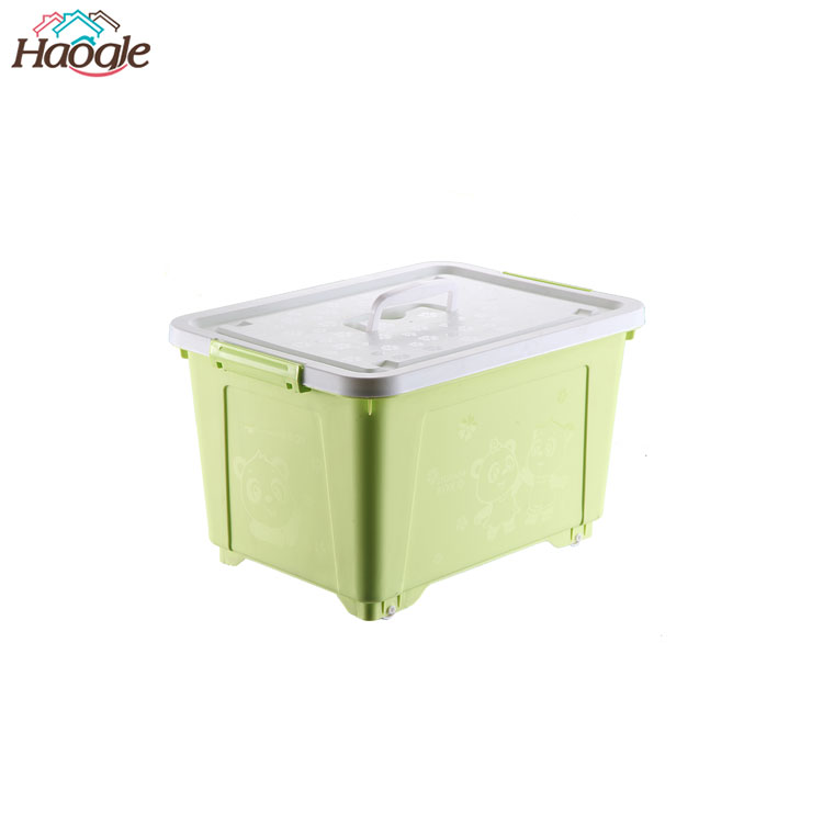 Plastic Transparent Storage Boxe Walmart With Lid