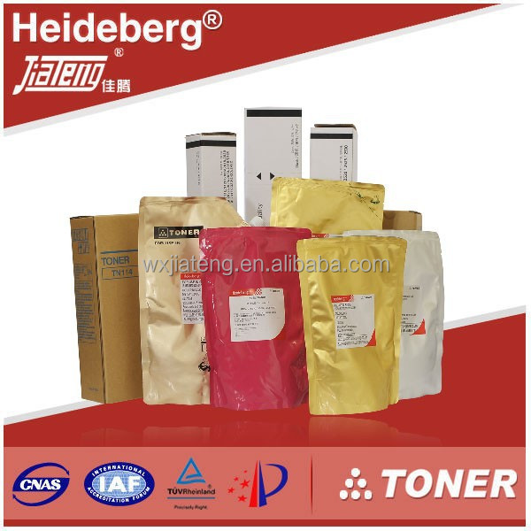 color toner powder for Konica Minolta TN310 C/M/Y/BK