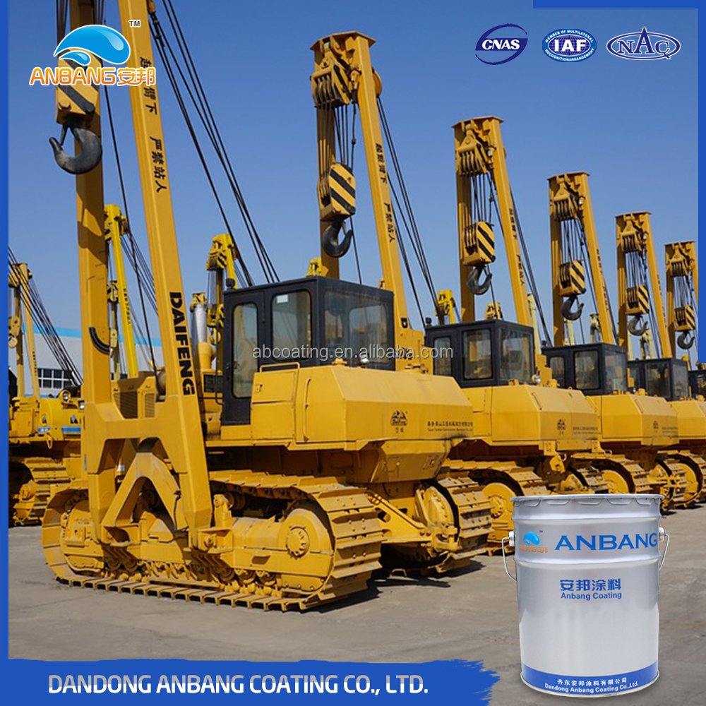 AB362G High zinc content cathodic protection sea container application epoxy paint coatings