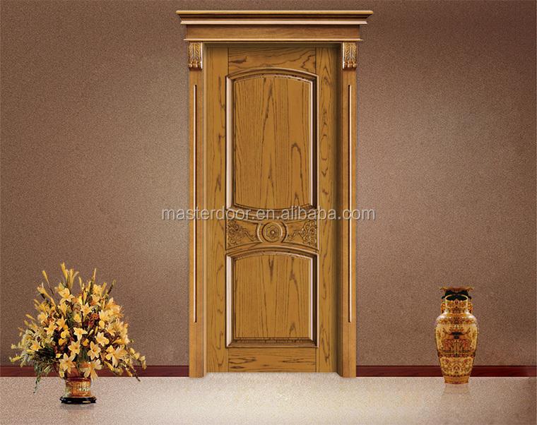 Italian style fire rated wooden door single door design, View ...