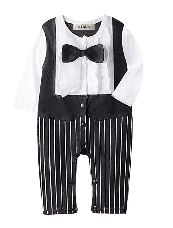 978bb35a90f6 Cheap Baby Boy Grey Tuxedo