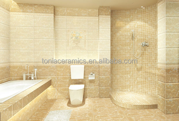 Por There Are Ways To Make A Small Bathroom Tiles More Preferable For The