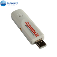 New arrival pocket hd world tv receiver support both digital and analog tv stick +radio function