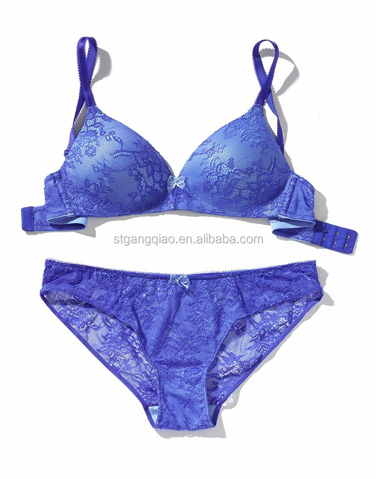 39be22cf4 Senhoras novo modelo de sutiã plus size bra push up bra pantis menina  quente roupa interior