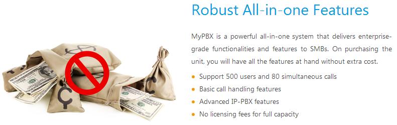 Yeastar Mypbx U5 Series U500/u510/u520 Ip Phone System - Buy U5,Ip Phone  System,Yeastar Product on Alibaba com