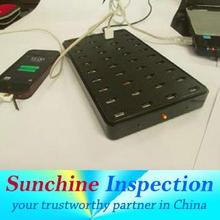 Mobile phone shell cover Quality final random inspection in Zhengzhou