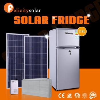 2016 Guangzhou Felicity Factory Supplier 118l Solar Power