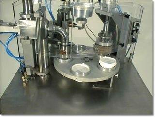 Rotary Yogurt Cup Filling And Sealing Machine Buy Rotary