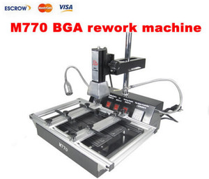 low cost bga machine LY M770 Infrared BGA rework machine /soldering station,upgraded from M760, for Leaded & lead-free working