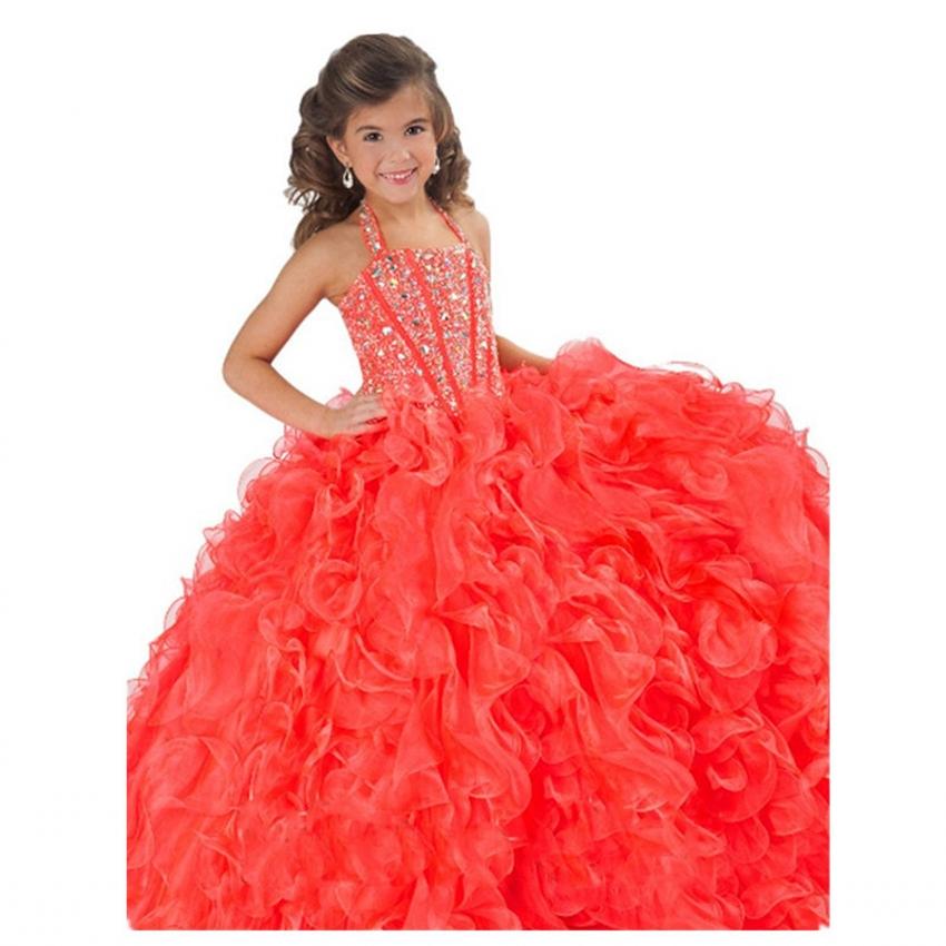 Compra Vestidos Del Desfile Para Las Ni 241 As Online Al Por