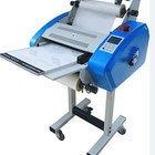 PD650A Adjustable speed LCD Display automatic thermal poster laminating machine