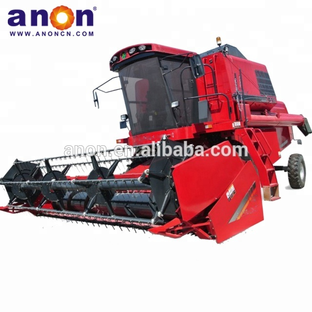 ANON self propelled grain combine harvester Combine Harvester Prices in India