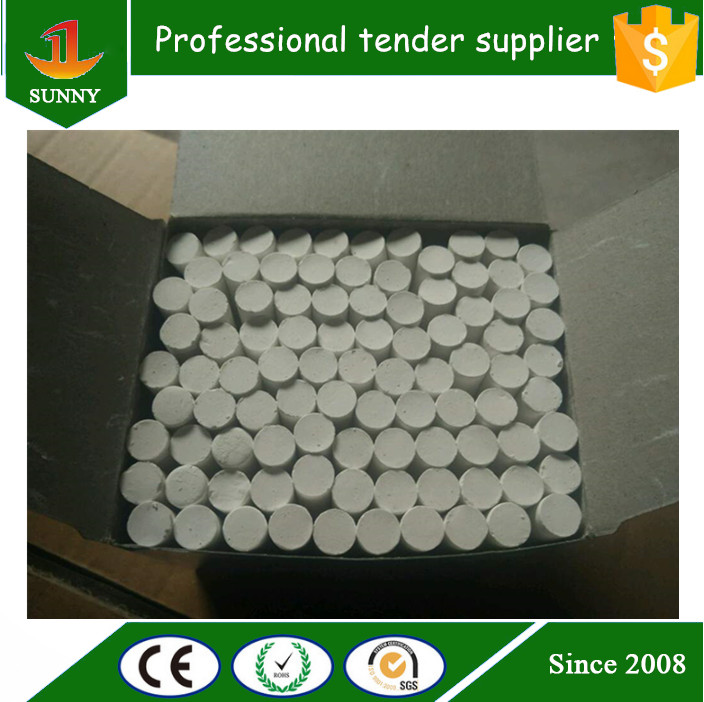 Made in China high quality white chalk for school