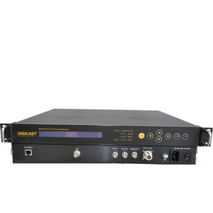 (DMB-9582-S2) Broadcast All IN One SDI and ASI in DVB-S2 Encoder Modulator for DSNG system to Satellite KU-Band