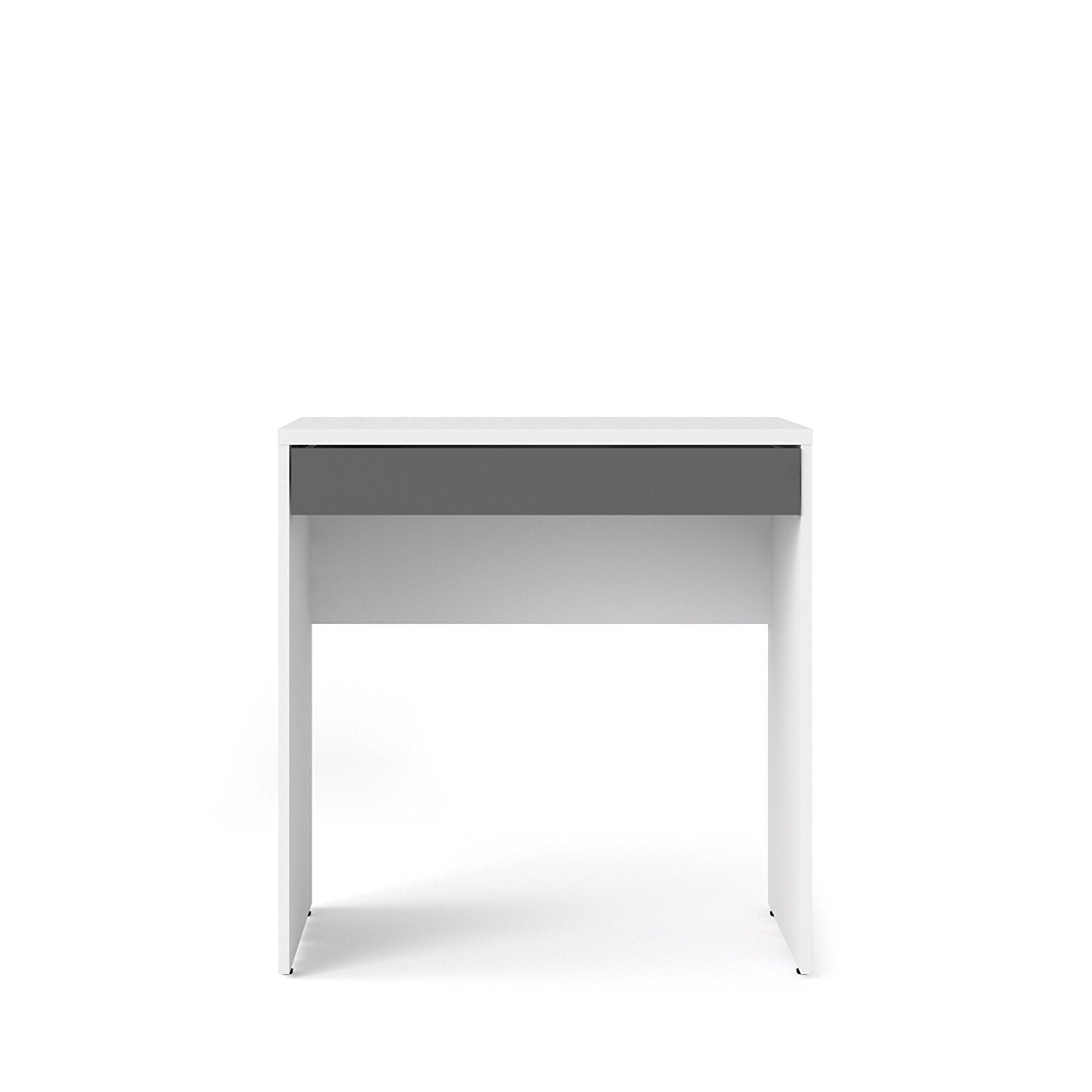 Indoor Multi-function Accent table Study Computer Home Office Desk Bedroom Living Room Modern Style End Table Sofa Side Table Coffee Table Drawer Desk