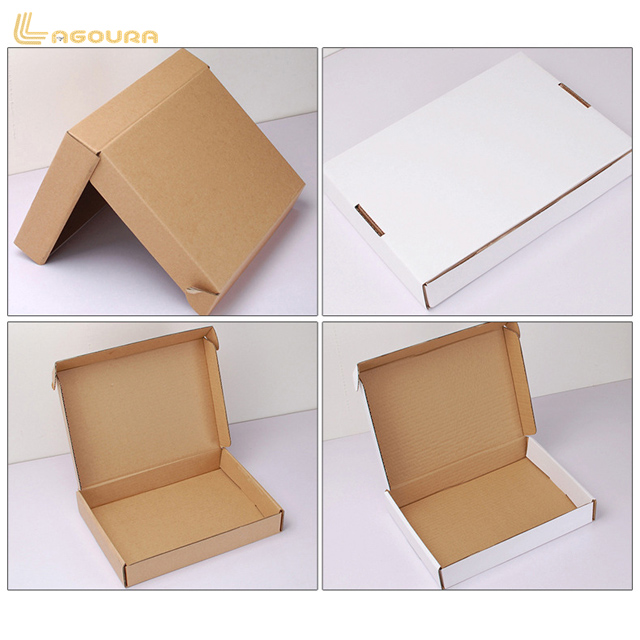 2019 hot selling multi size paper box customized printed kraft paper