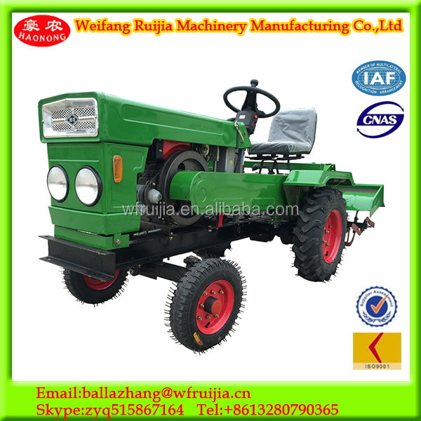 Low Price Agriculture Machinery Diesel Engine Four Wheel Small ...