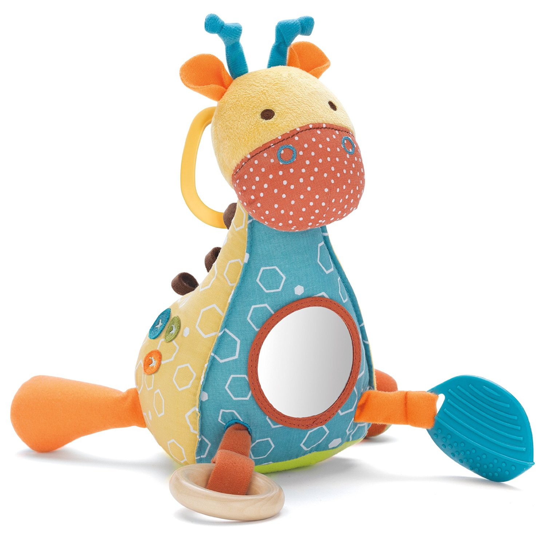 Skip Hop Giraffe Safari Peek and Play Giraffe Discontinued by Manufacturer 18 Months Plus