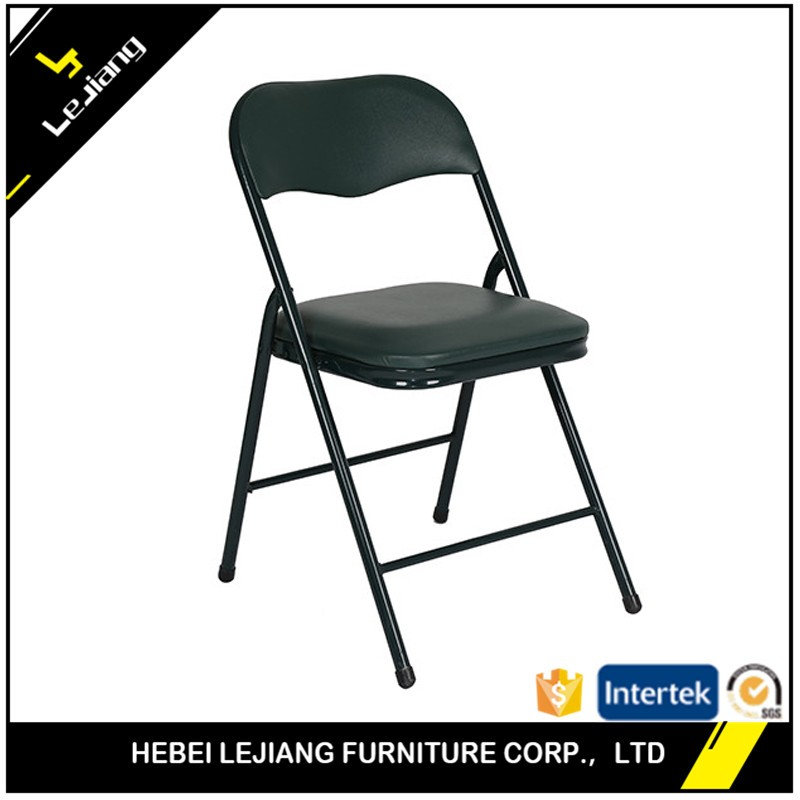 Home Garden Cheap Used Metal Folding Chair Cushions Folding Chair Wholesa