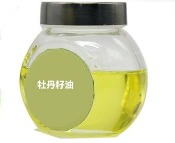 Natural Peony Seed Oil Alpha Linolenic Acid