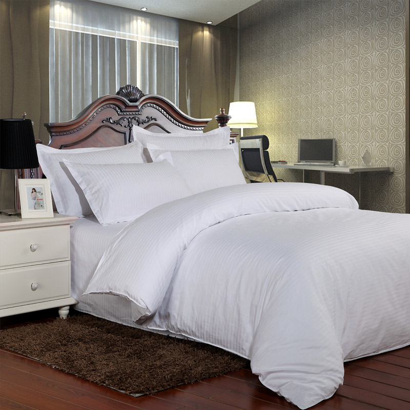 New Arrival Imported Bed Linens For Hotels